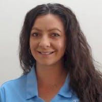 Christina Bernd at Lute Riley Honda