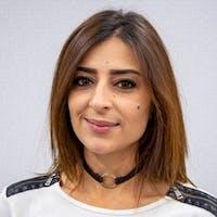 Rania Al-Najjar at Luther Brookdale Mazda