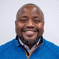 Abiola  Runsewe at Luther Brookdale Mazda