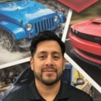 Jonathan Abarca at Marino Chrysler Jeep Dodge
