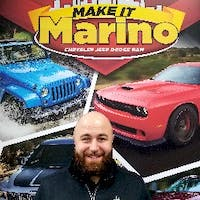 Pete  Babani at Marino Chrysler Jeep Dodge