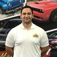 Gabriel Morales at Marino Chrysler Jeep Dodge
