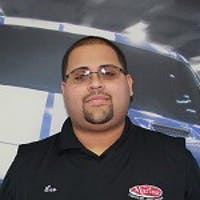 Leo  Figueroa at Marino Chrysler Jeep Dodge