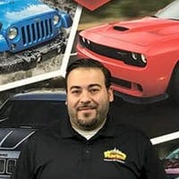 Roberto Uribe at Marino Chrysler Jeep Dodge