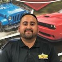 Jairo Leon at Marino Chrysler Jeep Dodge