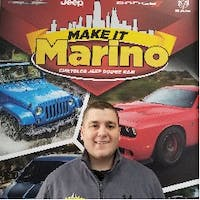 Andy  Schweinert at Marino Chrysler Jeep Dodge
