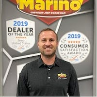 Kal  Djendov at Marino Chrysler Jeep Dodge