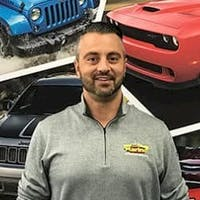 Mel Hanna at Marino Chrysler Jeep Dodge