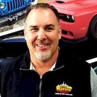 Robert  Whiteman at Marino Chrysler Jeep Dodge