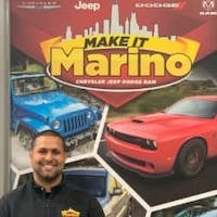 Kenny Sher at Marino Chrysler Jeep Dodge