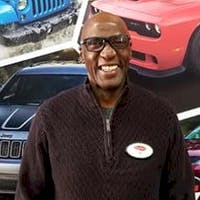 Joe  Turner at Marino Chrysler Jeep Dodge
