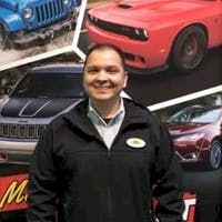 Adrian  Ochoa at Marino Chrysler Jeep Dodge