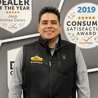 Felix Nieves at Marino Chrysler Jeep Dodge