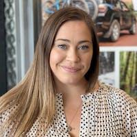 Justine Gullo at Maita Toyota of Sacramento