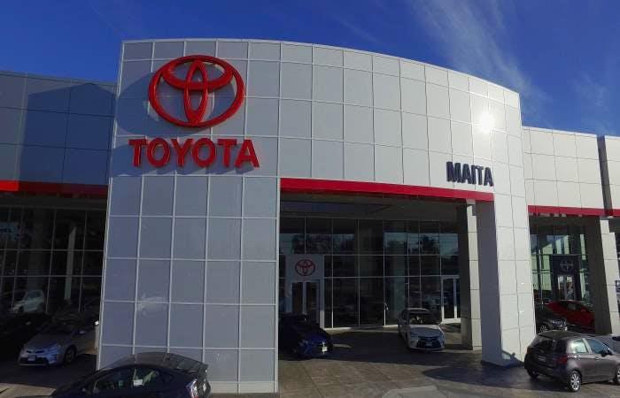 Maita Toyota of Sacramento, Sacramento, CA, 95821