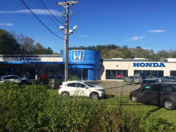 Majestic Honda Parts >> Majestic Honda Honda Service Center Dealership Ratings
