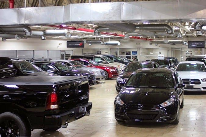 Major World Chrysler Dodge Jeep RAM, Long Island City, NY, 11101