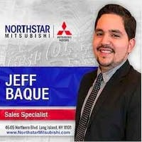 Jeff Baque at Northstar Mitsubishi