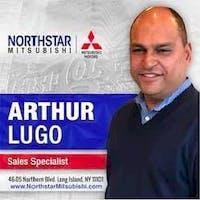 Arthur Lugo at Northstar Mitsubishi