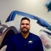 Orlando Rodriguez at Mall Chevrolet