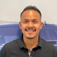 Juan Davila at Mall Chevrolet