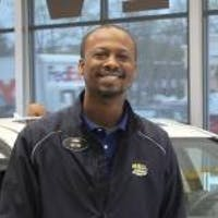 Keith  Lott at Mall Chevrolet