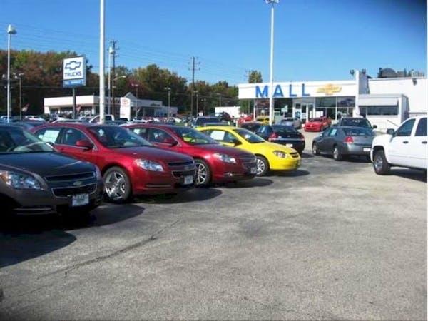 Mall Chevrolet, Cherry Hill, NJ, 08002