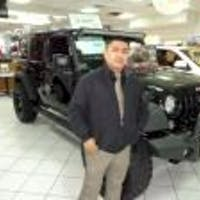 Juan  Adan at Mancari's Chrysler Dodge Jeep Ram