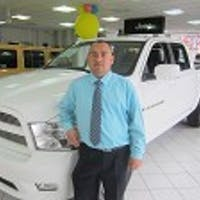 Gustavio Lozano at Mancari's Chrysler Dodge Jeep Ram