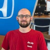 Craig Kralka at Manly Honda