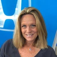 Susan Geasland at Manly Honda