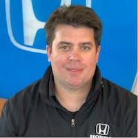 Mike  Helmke at Manly Honda