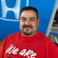 Carlos Gonzalez at Manly Honda