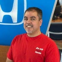 Jose Rocha Jr at Manly Honda