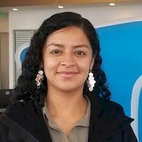 Marcela Contreras at Manly Honda