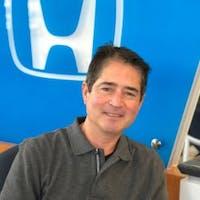 Andrew Hirayama at Manly Honda