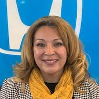 Lorena Ortiz at Manly Honda