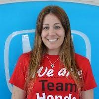 Julie Costa at Manly Honda