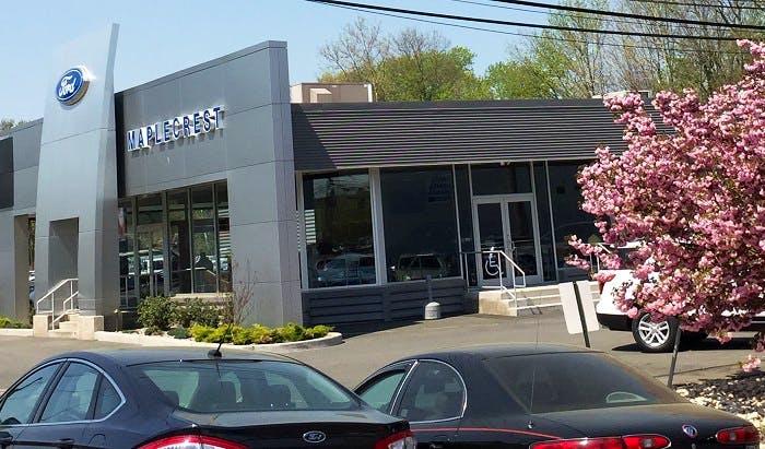 Maplecrest Ford Lincoln, Vauxhall, NJ, 07088