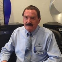 Greg  Edwards at Marin Acura