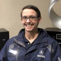 Ryan O'Sullivan at Marin Acura - Service Center