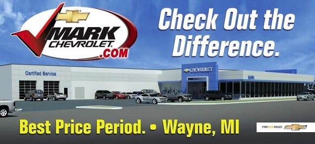 Mark Chevrolet, Wayne, MI, 48184