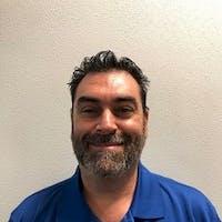 Tony  Catalano at Mark Christopher Auto Center