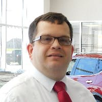 Joel  Marks at Newton Nissan South