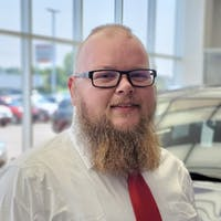 Topher Hill at Newton Nissan South