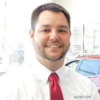 Blake Wagner at Newton Nissan South