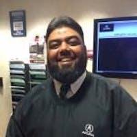 Aamer  Ali at Arlington Acura in Palatine