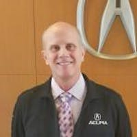 Michael Nauert at Arlington Acura in Palatine