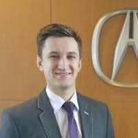 Szymon Rola at Arlington Acura in Palatine
