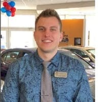 Alexander Kolek at Arlington Acura in Palatine